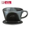31050076 Kalita 101 黑色-陶製濾杯