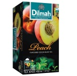 42010100 Dilmah帝瑪 蜜桃紅茶 (20入)