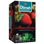 42010104 Dilmah帝瑪 草莓紅茶 (20入)