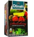 42010313 Dilmah帝瑪 芒果草莓茶 (20入)